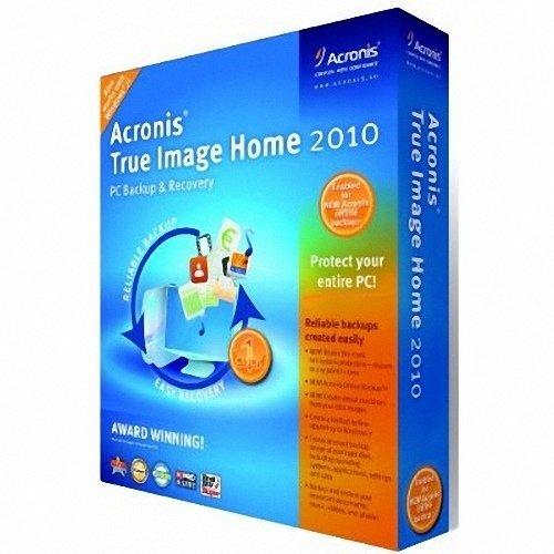 Acronis True Image Home 2010 Mini-Box