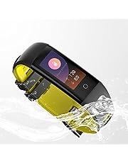 スマートウォッチ 心拍計 ランニング スマートブレスレット 活動量計 血圧計 睡眠 心拍数 リストバンド 防水 R16
