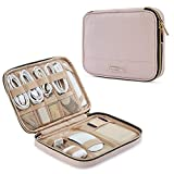 BAGSMART Electronic Organizer Travel Cable Organizer Electronics Accessories Cases for 7.9'' iPad Mini, Cables,...