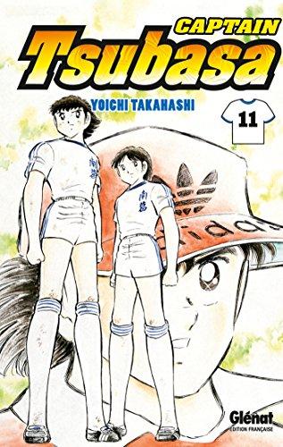 Captain Tsubasa - Tome 11 : Le coup d'envoi des prolongations