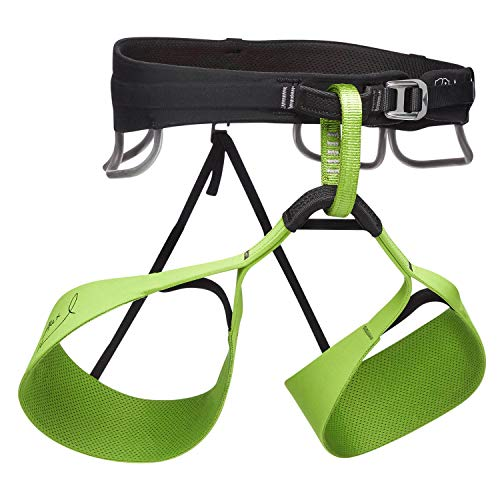 Black Diamond Solution Harness Honnold Edition - Verde