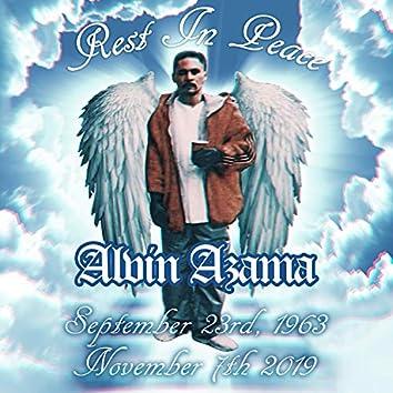 RIP Alvin Azama