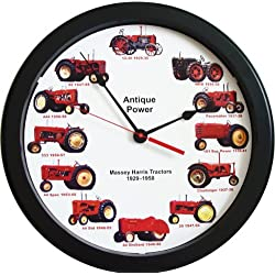 New 14 Massive Massey Harris Wheel Dial Vintage Tractors from 1929-1958 14 Inches Round