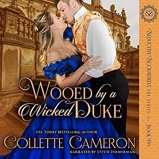 Wooed by a Wicked Duke cover art