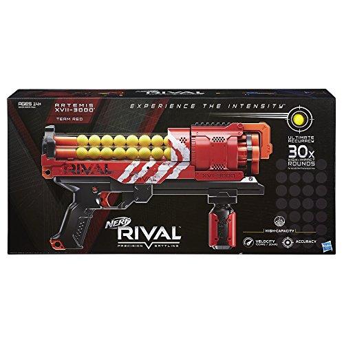 Nerf Rival Artemis XVII-3000 in the box