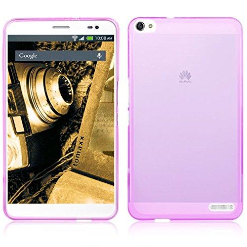 tomaxx Hülle Huawei Mediapad X2 Tablet-PC Schutzhülle Tasche pink