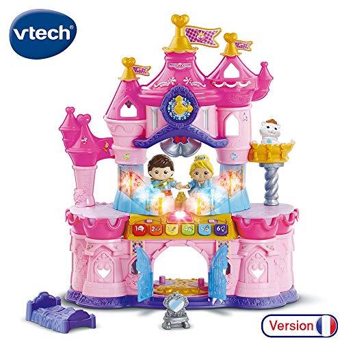 VTech - Tut Tut Copains Le château des lumières enchantées - Château de princesse (519705)