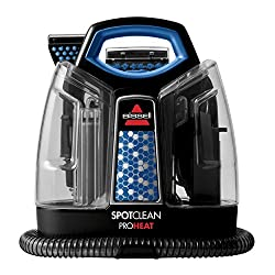 Bissell SpotClean ProHeat 5207F - best pet carpet cleaner