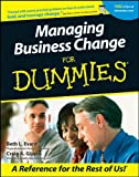 Managing Business Change For Dummies (English Edition)