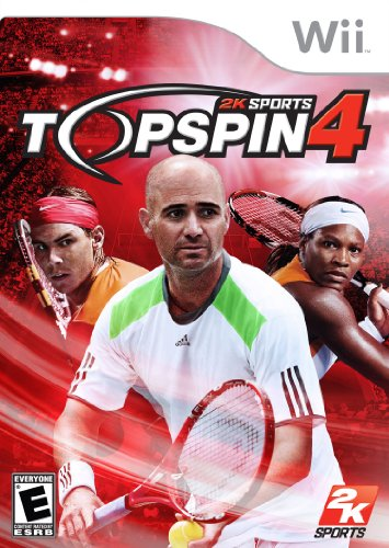 Take-Two Interactive TOP SPIN 4 - Juego
