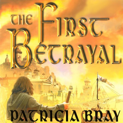 The First Betrayal audiobook cover art