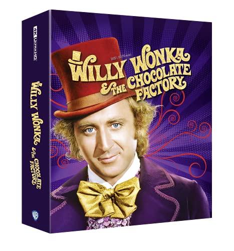 Willy Wonka - Collector's Edition (4K+ Blu-ray) - all'interno tanti esclusivi oggetti da collezione