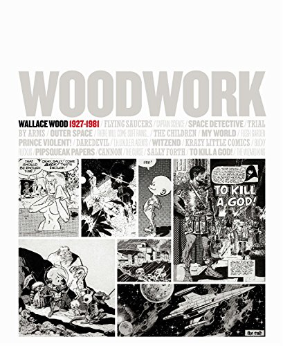Compare Textbook Prices for Woodwork: Wallace Wood 1927-1981 English and Spanish Edition Illustrated Edition ISBN 9781613772928 by N/A,Wood, Wally