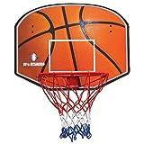 MHCYKJ Canasta Baloncesto Interior Casa Tablero De Aro Montado En La Pared Hogar Oficina Dormitorio Bomba Bola para Jugar Al Aire Libre El