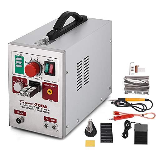 Dracotool 709A saldatrice a batteria 1.9KW 60A 2 in 1 Saldatura a...