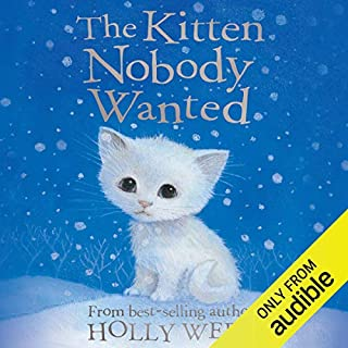 The Kitten Nobody Wanted audiobook cover art