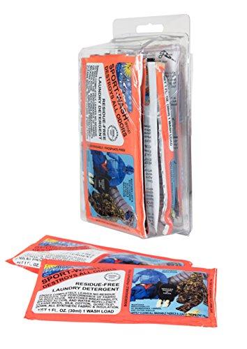 Atsko Sport Wash wasmiddel 10 zakken van 30 ml zonder resten