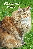 Mon Journal Intime Chat Sibérien: Journal intime | journal A5 ligné original de120 pages | Une belle idée de cadeau pour les amoureux des chats sibériens