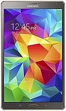 Samsung Galaxy Tab S 8.4in 16GB Titanium Bronze (Renewed)