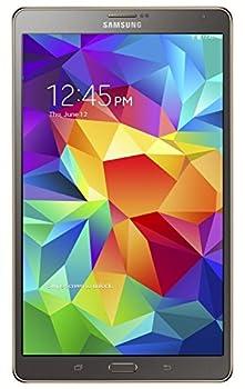Samsung Galaxy Tab S 8.4in 16GB Titanium Bronze  Renewed