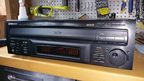 Pioneer CLD-D605 Laserdisc/CD Player AC-3 RF Output/Karaoke/