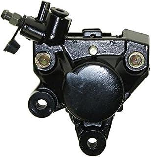 Bremssattel 1 Kolben vorne Schwarz   Grimeca, Gilera Runner, Peugeot Speedfight, Yamaha Aerox, BWS, Neos, MBK Booster, Nitro
