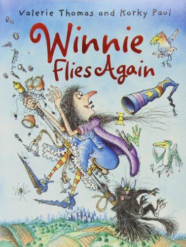 Winnie Flies Again (Winnie the Witch)