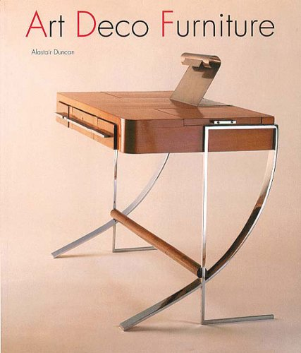 Art Deco Furniture: The French Designers