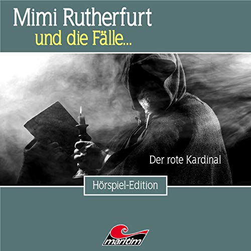 Der rote Kardinal audiobook cover art