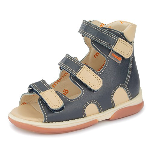 Memo Apollo Orthopedic High-Top Ankle Support Corrective & Diagnostic Sandal, 25 (9 M US Toddler)
