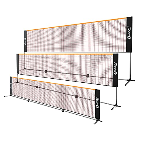 Portable Tennis Net,Stainless St...