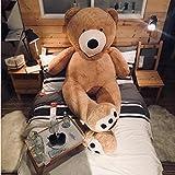 Banabear Lerosier Nounours Peluche géants de 130 à 340 cm !! Teddy Bear Ourson Ours Immense (200 cm)