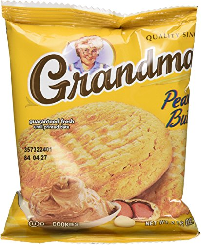 Grandma's Peanut Butter Cookies 60-Count Now $16.49