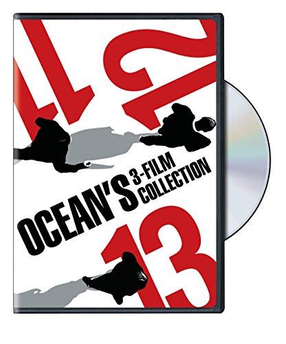 Ocean'S Eleven Twelve & Thirteen Collection (2 Dvd) [Edizione: Stati Uniti]