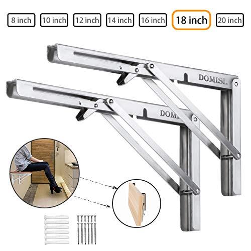 18 folding shelf bracket - 3