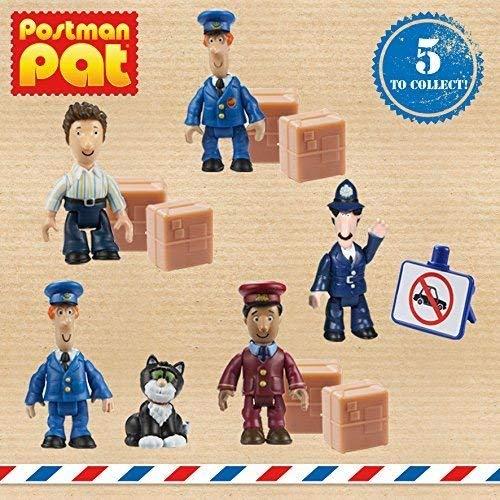 Postman Pat 6535 - Figuras y accesorios variados, multicolor
