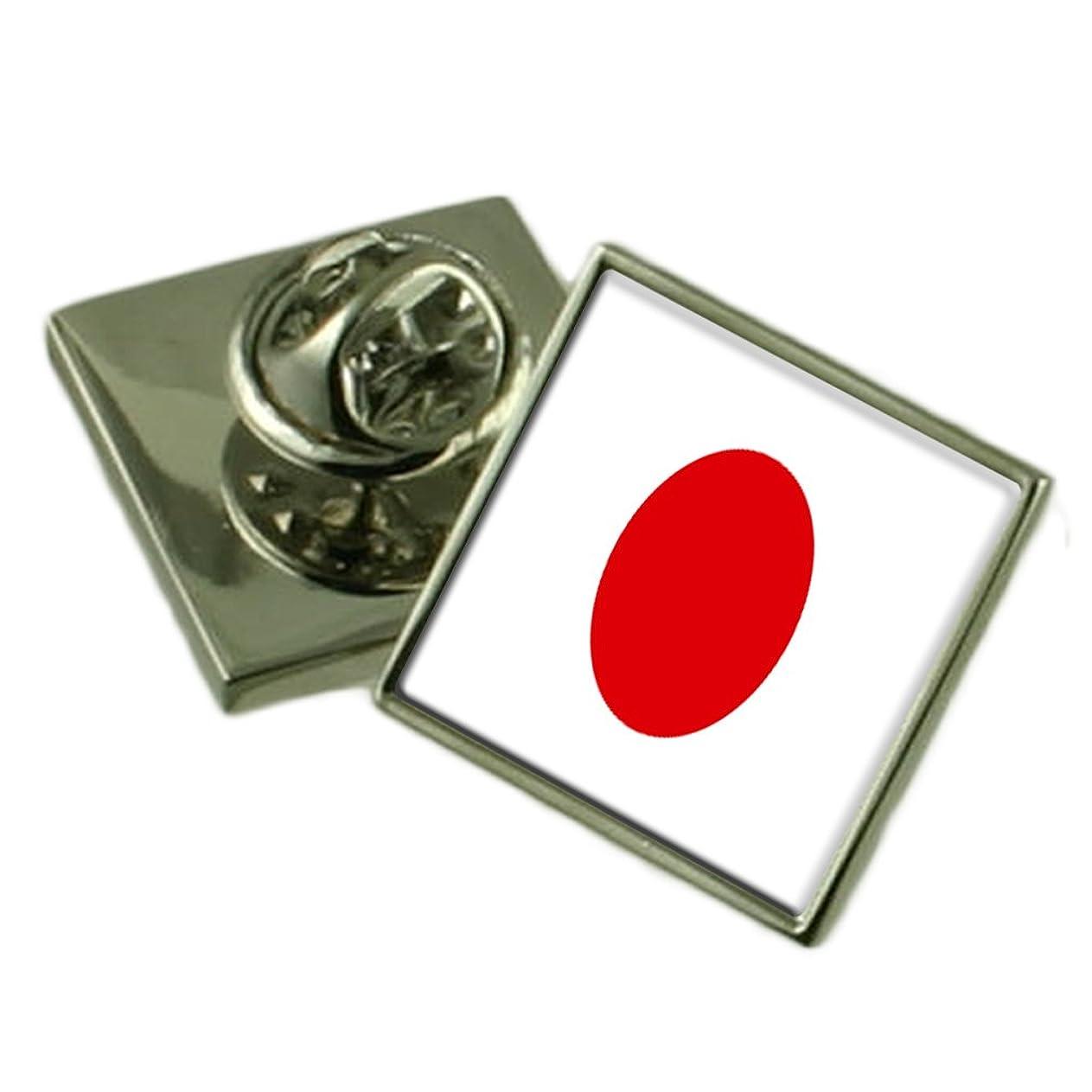 ケージ露出度の高いジャズ日本ラペルピンバッジを刻まれた個人化されたボックス
