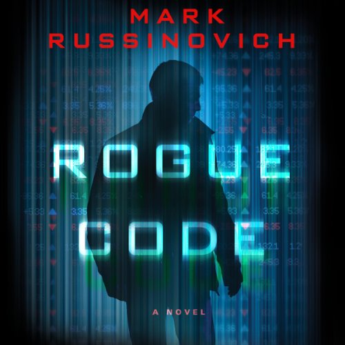 Rogue Code audiobook cover art