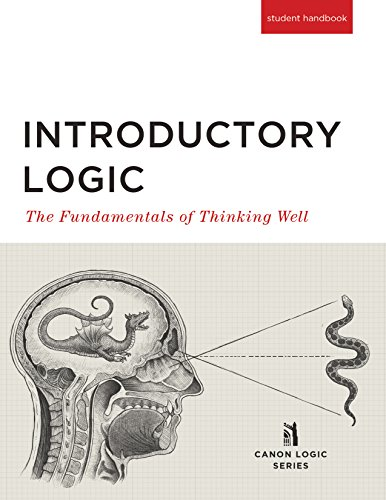 Compare Textbook Prices for Introductory Logic: The Fundamentals of Thinking Well Student Edition 5th ed. Edition ISBN 9781591281658 by Canon Logic Series