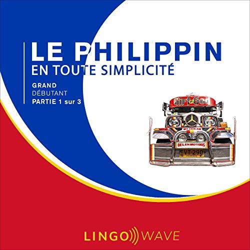 『Le philippin en toute simplicité [Filipino Made Easy]』のカバーアート