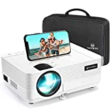 VANKYO Updated Leisure 470 Wireless Projector, Synchronize Smart Phone Screen, Mini WiFi Projector