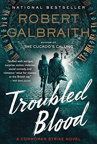 Troubled Blood (A Cormoran Strike Novel...