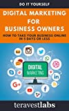 Do It Yourself Digital Marketing for Business Owners and Entrepreneurs: How to take your Business Online in 5 Days or Less. (English Edition)