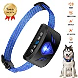 Best Bark Collar For Big Dogs - 2019 Uprade Version Dog Bark Collars - Electric Review