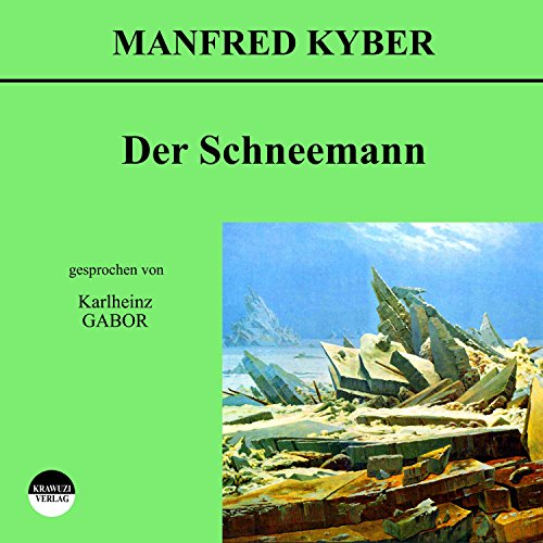 Der Schneemann audiobook cover art