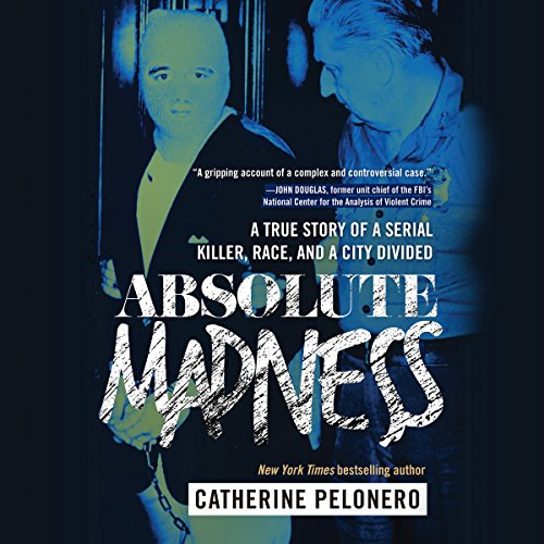 Absolute Madness audiobook cover art