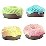 Zoopod Pet Supplies, Cat Dog Rabbit Kennel Air Freshener, Lasting Remove The Odor, Solid Aroma Fragrance, Donuts Shape Sticker