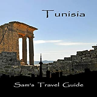 Tunisia: Essential Travel Tips audiobook cover art