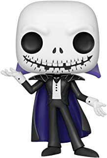 Funko- Pop Figura De Vinil: Disney: Nightmare Before Christmas-Vampire Jack Coleccionable, Multicolor (42672)