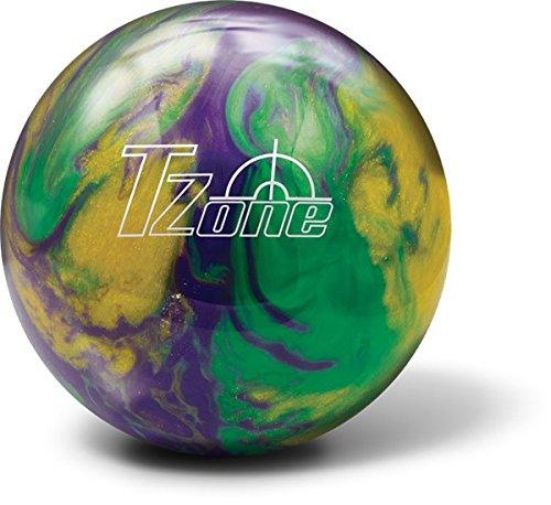 Bowlingball Bowlingkugel Brunswick T-Zone Cosmic - Mardi Gras, Gewicht in lbs:12 lbs